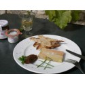 Terrine de foie gras de canard entier 260g