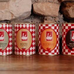 Soupes des 4 saisons - Les Bouriettes