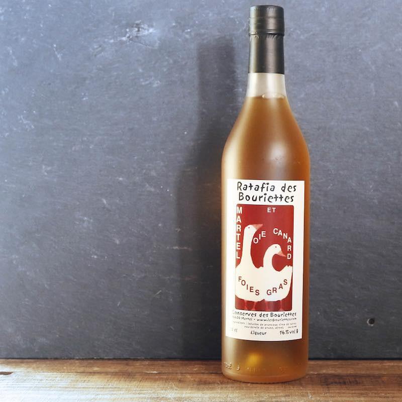 Apéritif recette ancienne - Infusion de pruneaux - Les Bouriettes Apéritif