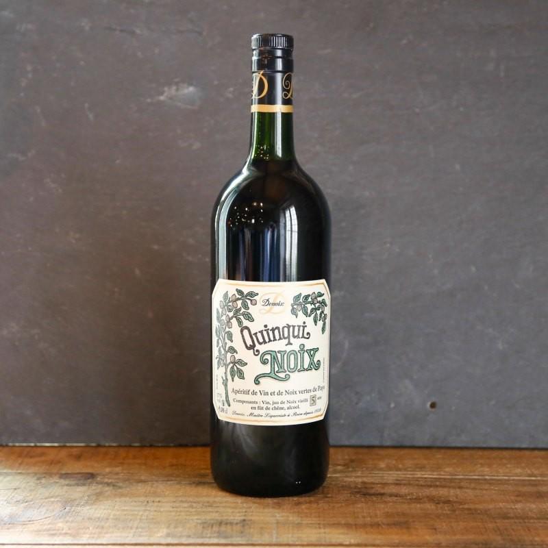 Vin de noix très frais à déguster modérément en apéritif. Maison Denoix de Brive
