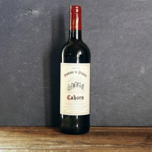Vin de Cahors La Paganie