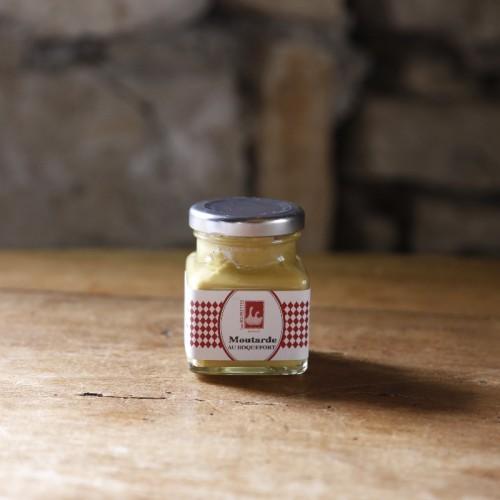 Moutarde au roquefort Les BOURIETTES