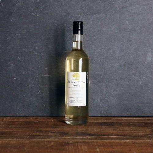 huile de tournesol arôme truffe noire