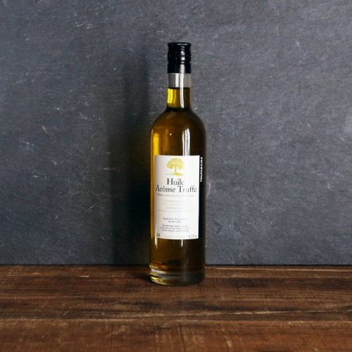 huile d'olive arôme truffe noire Pébeyre