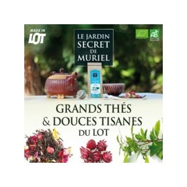 Grands thés et douces tisanes du Lot